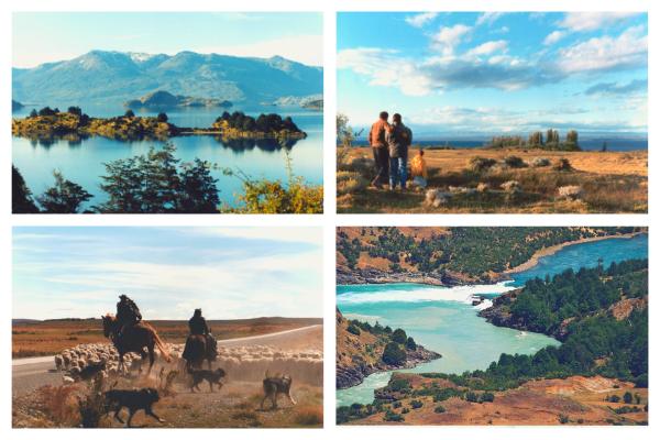 Patagonie, photothèque personnelle de Géraldine