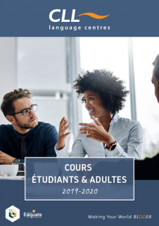 Cours étudiants et adultes 2019-2020